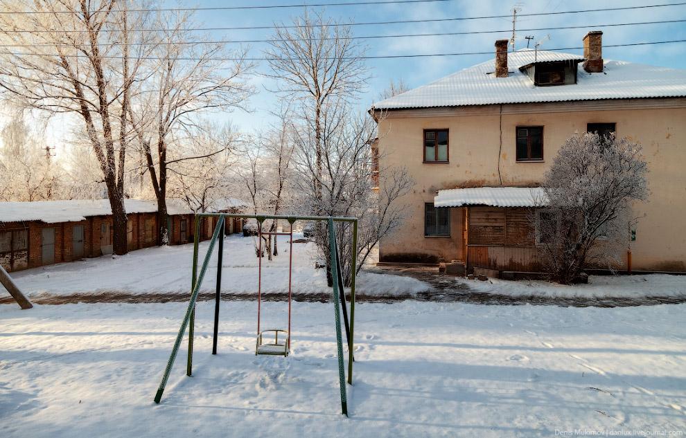 10. Интересный пример борьбы Хрущева со сталинскими архитектурными излишествами. Как забавно ба