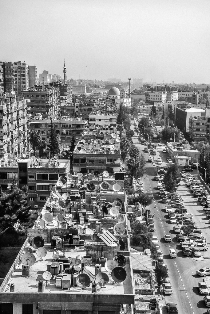 Сирия в объективе Алены Новгородцевой