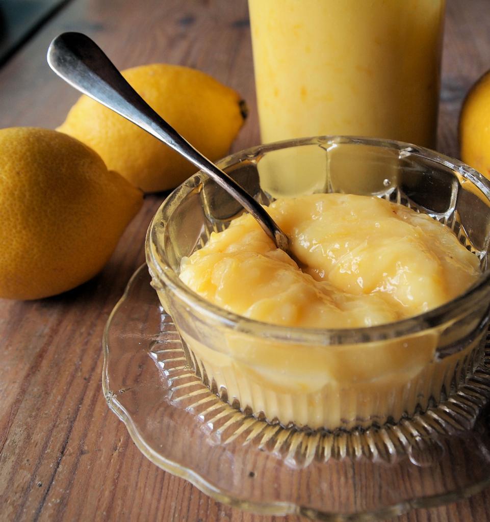 Лимонный крем. (Karen Booth)