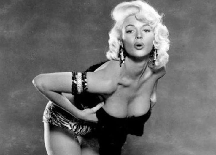 Мэрилин Монро отлично получилась на этих снимках… только ее там не было (30 фото)