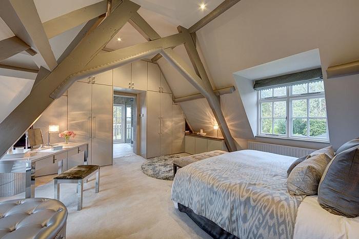 Оригинальные спальни на любой вкус
