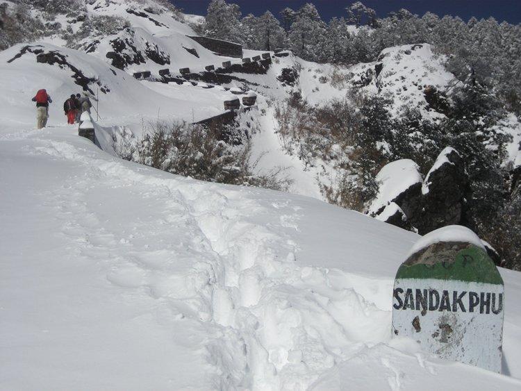 9. Вершина Сандакпху Именно Сандакпху считается самым высоким пиком в Западном Бенгале, и с него отк