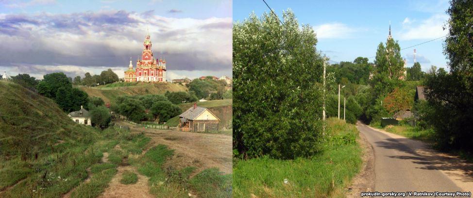 Собор в Можайске, 1911/2010. Фото: В. Ратников.