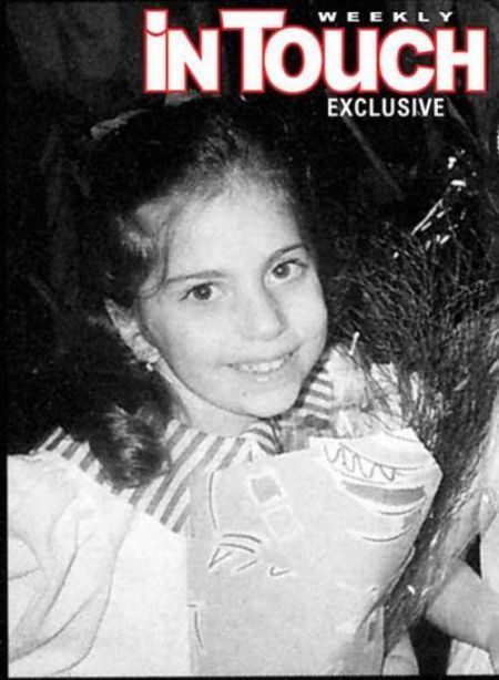 Lady Gaga в молодости