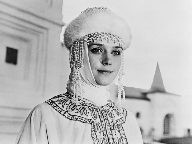 6. Ирина Алферова В советском сказочном кино этой красивой актрисе досталась всего одна роль. В 1982