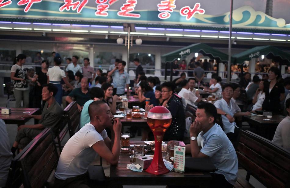 Говоря об истории изготовления пива в КНДР, стоит отметить, что она еще совсем молодая и началась в