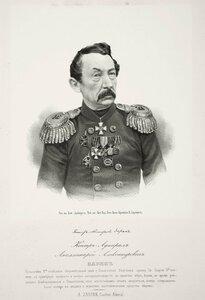 Аполлинарий Александрович Зарин, контр-адмирал
