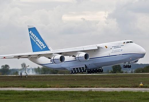 «Антонов» разрывает отношения с российским авиаперевозчиком «Волга-Днепр»