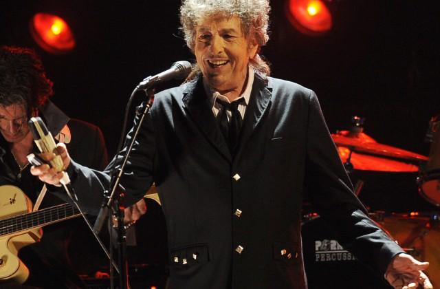 Боб Дилан отозвался наприсуждение ему Нобелевской премии