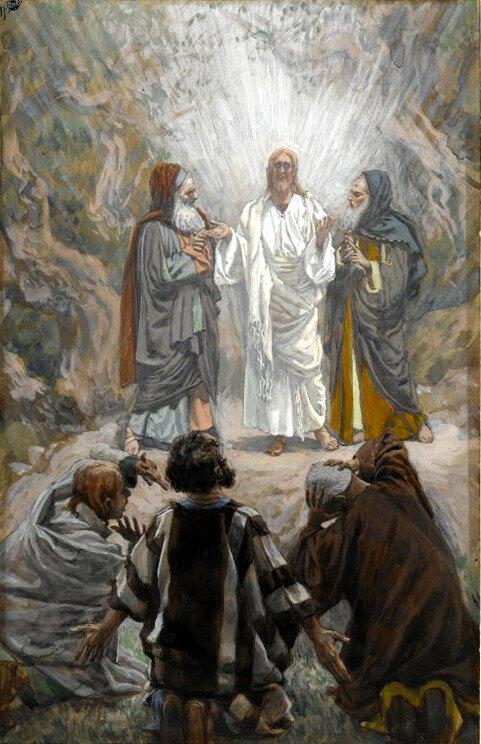 James Tissot - The Transfiguration, Brooklyn Museum