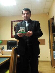 Жёлуди за Мир. Г-н Василий Горбатенко – Советник отделения посольства Беларуси в Калининграде