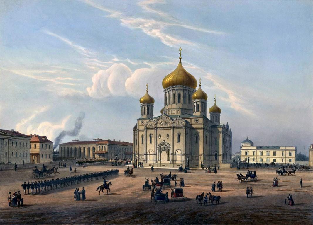 Введенский собор лейб-гвардии Семёновского полка