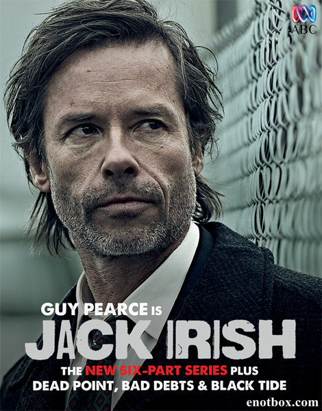 Джек Айриш (3 сезон: 1-6 серии из 6) / Jack Irish / 2016 / ПМ (FocusStudio) / WEB-DLRip + WEB-DL (720p)