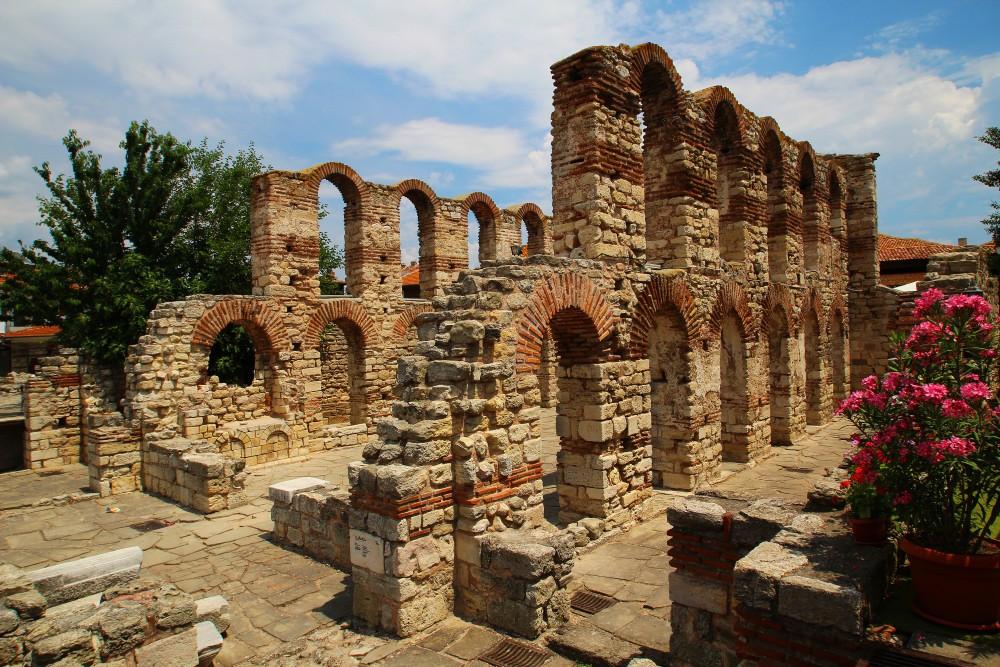 Несебр болгария достопримечательности фото