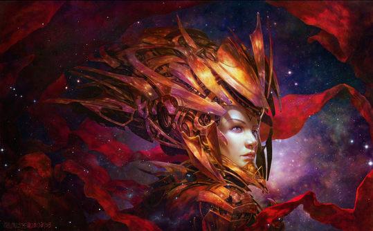 Concept Art by Zezhou Chen