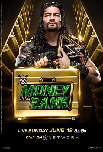 Post image of WWE Money in the Bank 2016