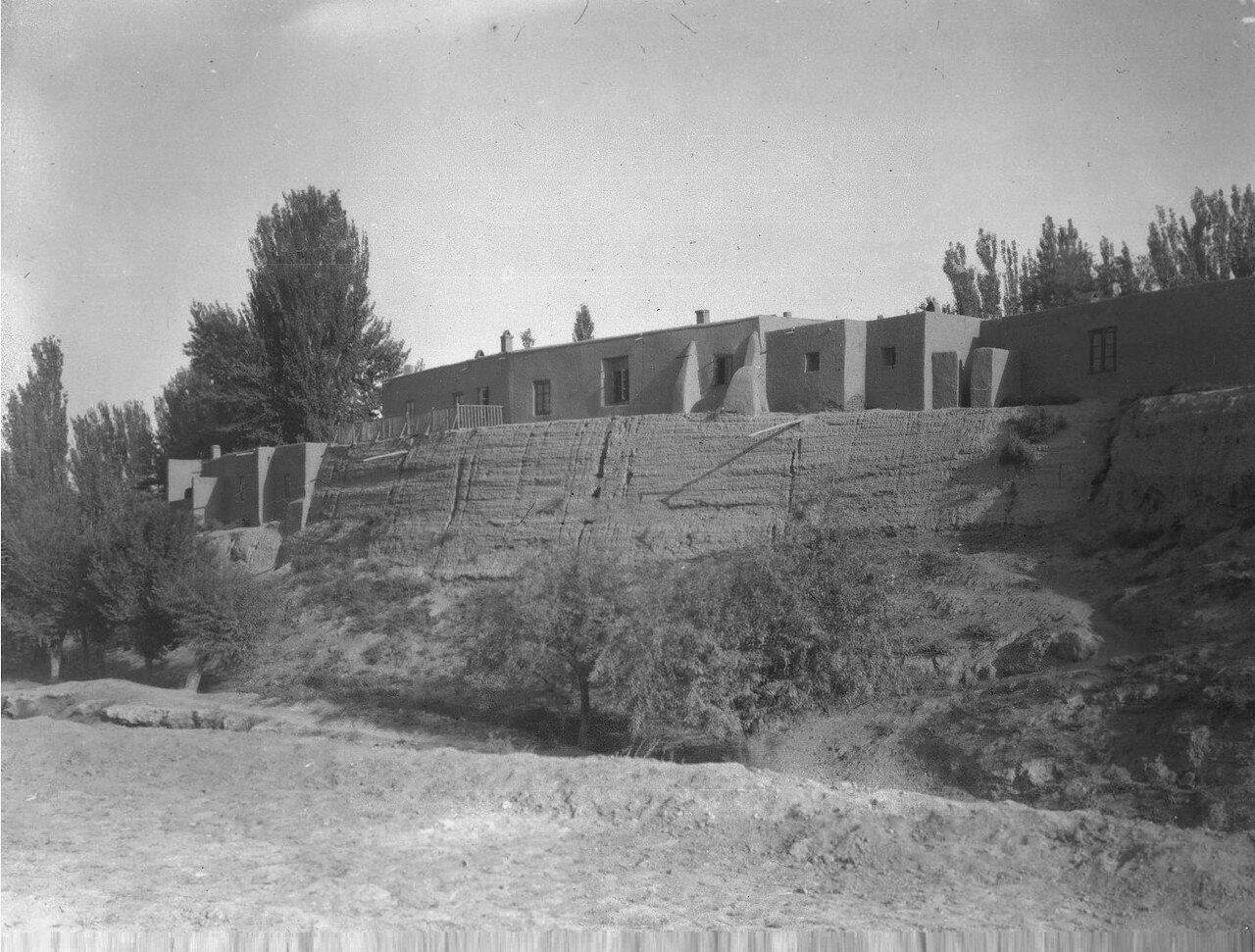 Дом британского генконсула Джорджа Макартни