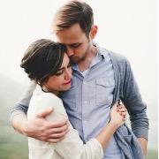 Влюленная пара