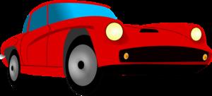 красные автомобили