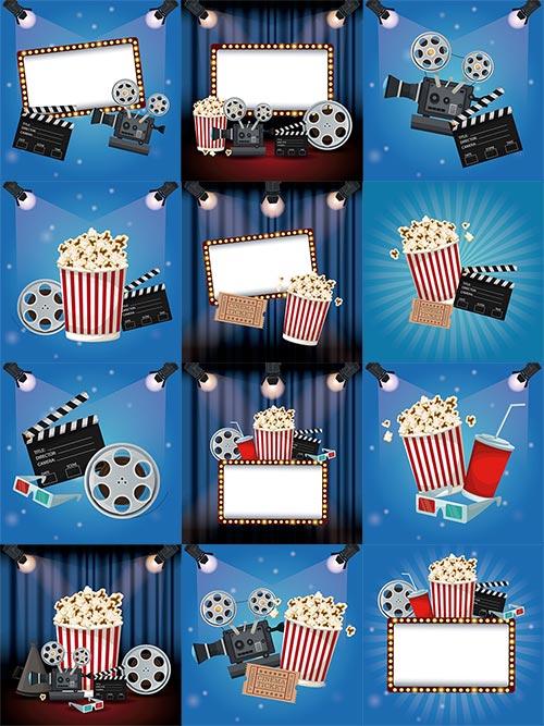 Кино в векторе / Cinema in vector