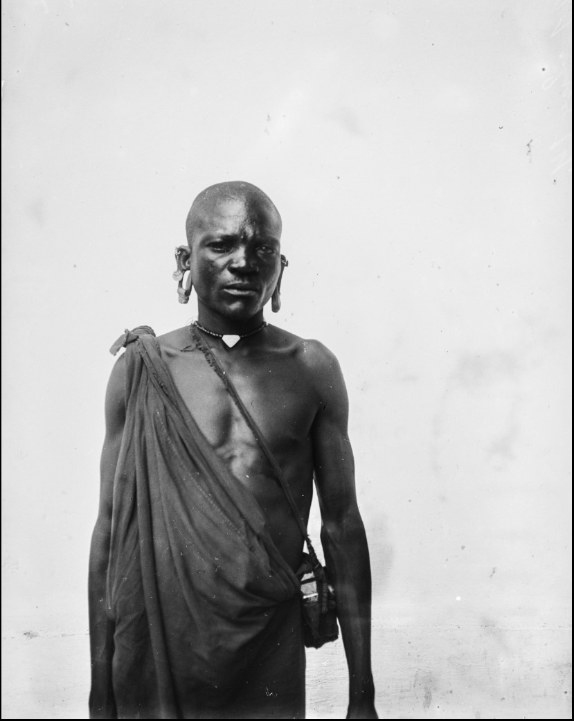 13. Антропометрическое изображение мужчины гого
