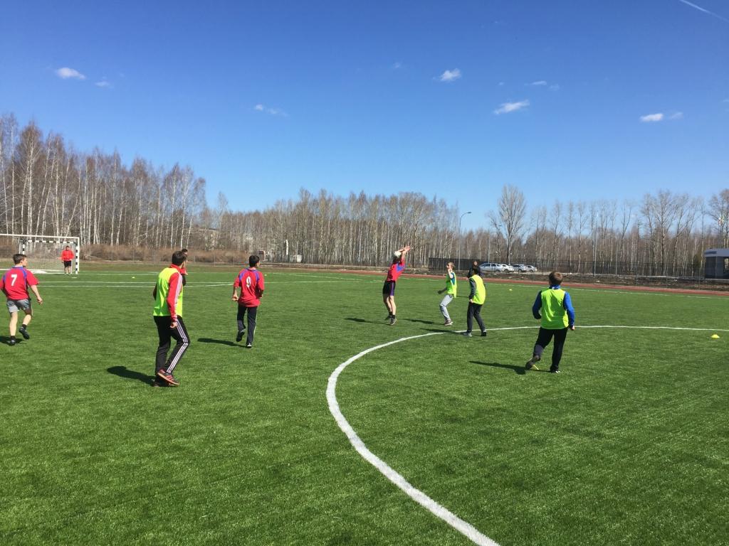 24 апреля 2018 года на футбольном поле МБОУ ДО «Кораблинская ДЮСШ» состоялось первенство Кораблинского района по мини-футболу среди сельских общеобразовательных школ