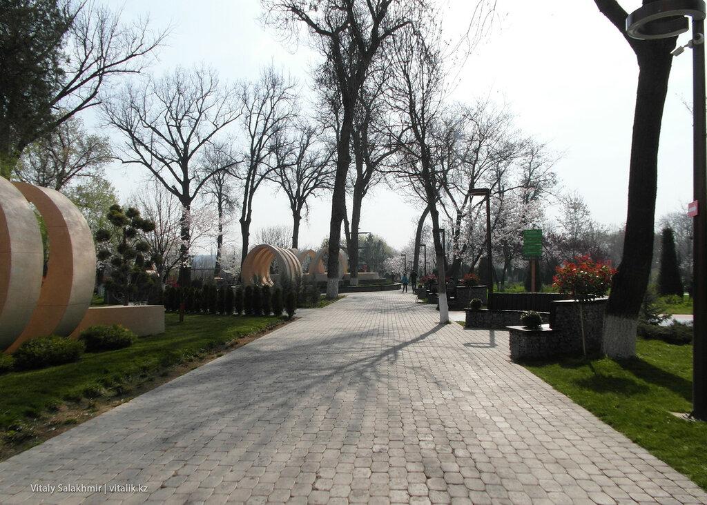 Парк Бабура, Ташкент, Узбекистан