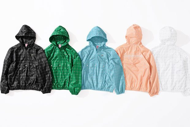 Discover Supreme X Lacoste Spring 2018 Collection