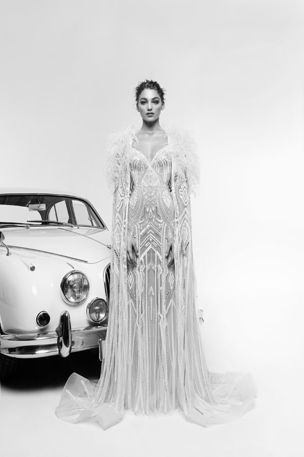 Discover Zuhair Murad Spring 2019 Bridal Collection