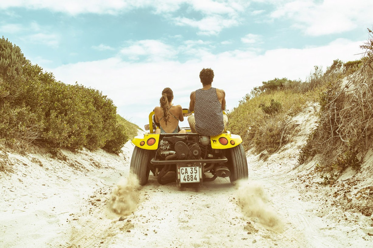 Buggy summer beach lifestyle - photo by Anatol Gottfried
