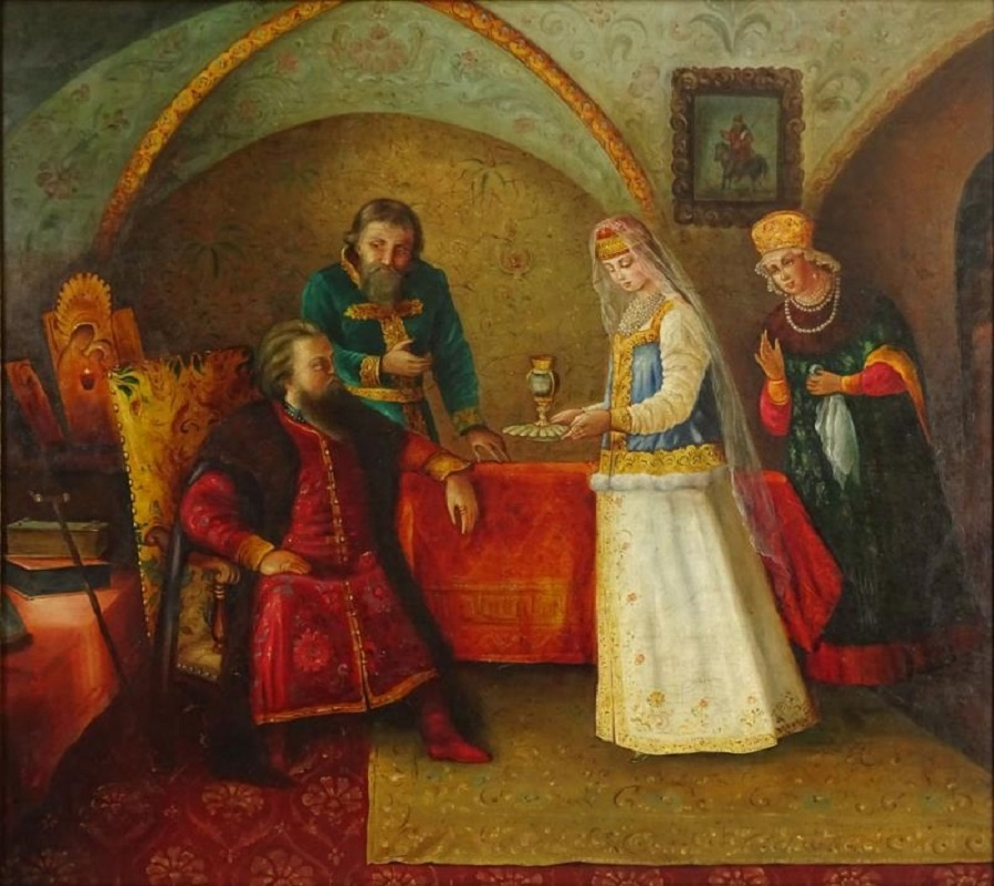 Everyday Life of the Russian Boyar in the Late XVII Century