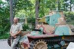 Страшный и ужасный японский танк