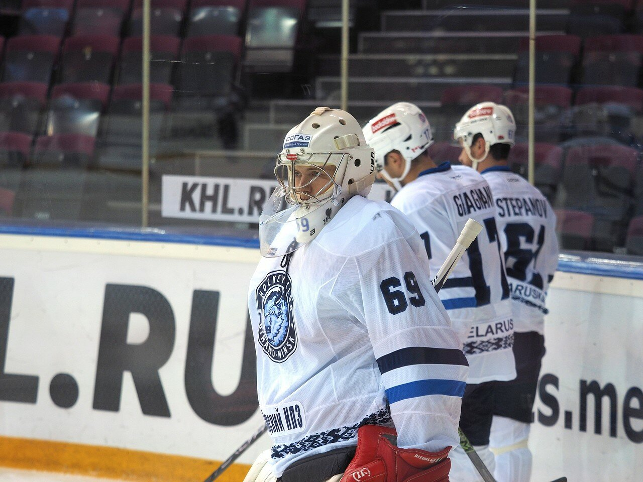 24Металлург - Динамо Минск 13.09.2016