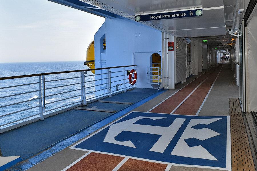 О новом городе развлечений на воде: инаугурационный круиз на гиганте Harmony of the Seas