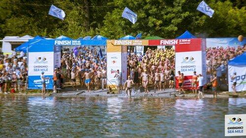 На Гидигиче прошли соревнования Ghidighici Sea Mile 2016