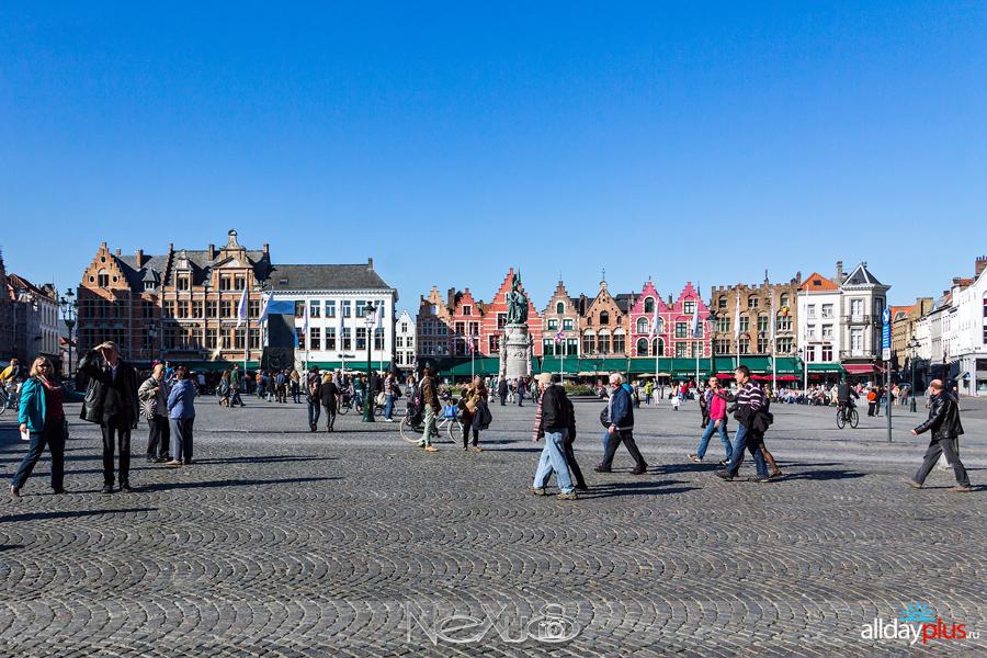 Три дня, три страны, три города #2 | город Брюгге #1.