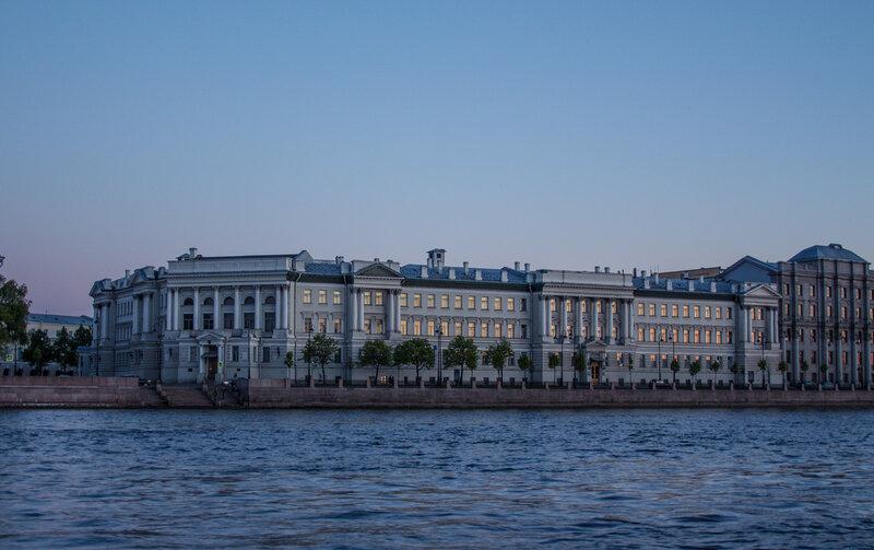 ИФ РАН и Психологический факультет СПбГУ