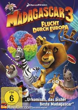 Madagascar 3 - Flucht durch Europa (2012)