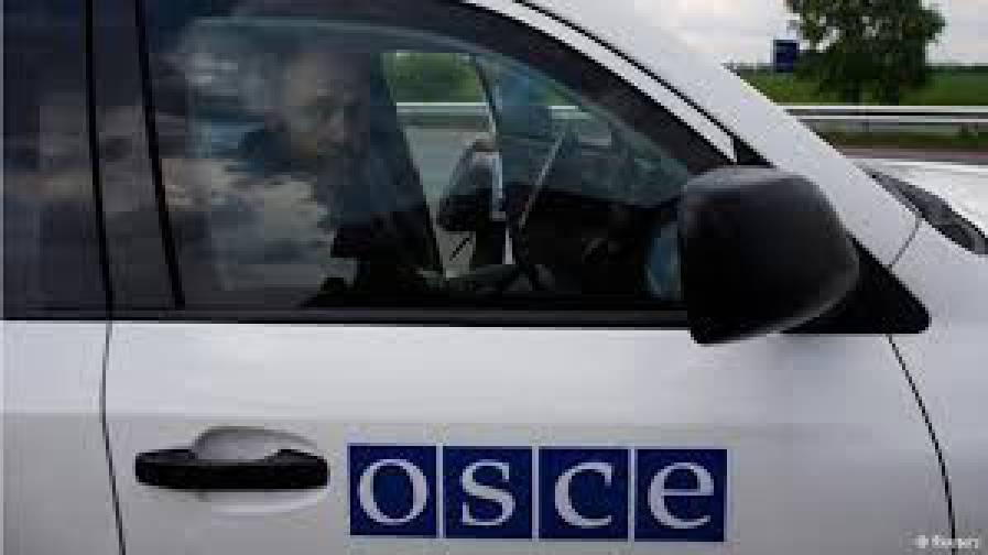 Миссия ОБСЕ заявила о новых ограничениях ее деятельности в зоне проведения АТО