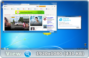 Windows 7x86&x64 10 in 1 Lite KottoSOFT