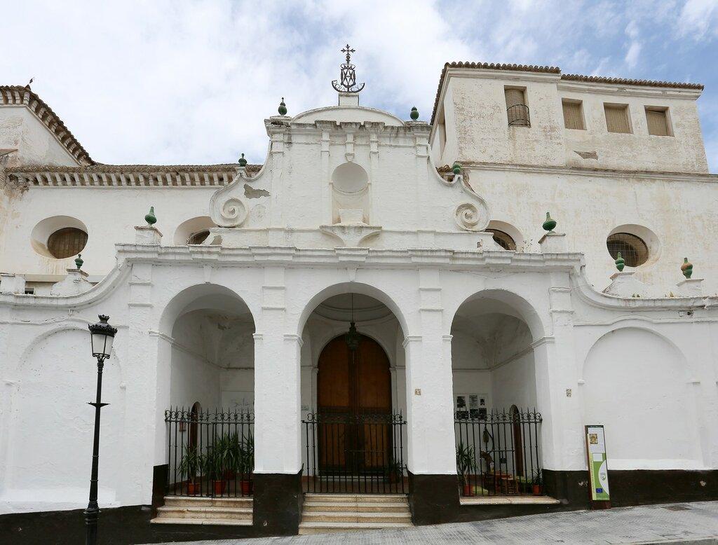 Велес-Малага. Монастырь Божьей Благодати, Конвенто-де-лас-Кларас (Real Monasterio de Nuestra Señora de Gracia, Convento de las Claras)