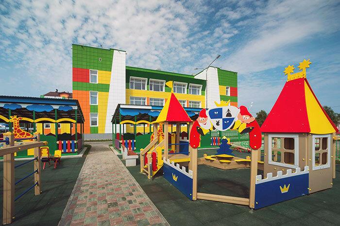Строительство детских садов в Московской области в 2016 году