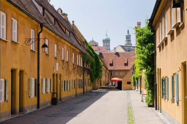 © Fugger-offizielle Seite / Facebook.com  Ночтобы здесь поселиться, есть несколько условий: н