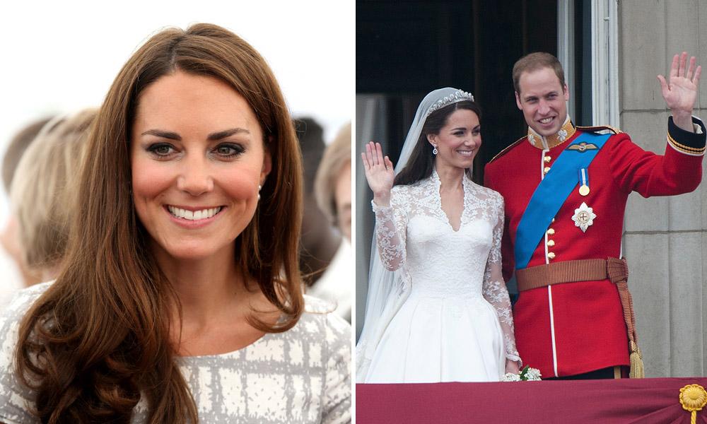 Уильям, принц Уэльский, иКейт, простая девушка изсреднестатистической английской семьи, познакомил
