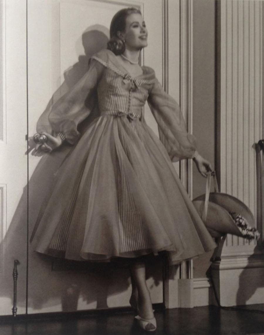 11. Грейс Келли в фильме «Высшее общество», 1956 год. Фотограф Эрик Карпентер.