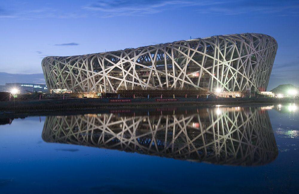 64. Китайская столица представляет собой одно из крупнейших и старейших человеческих поселений в мир