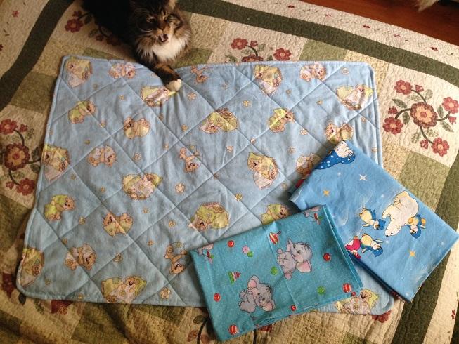 Одеялко с Гошей.JPG