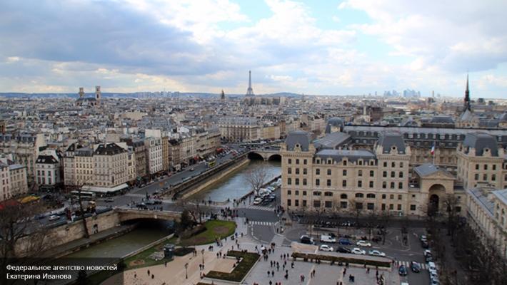 ИГвзяло ответственность заубийство французского полицейского под Парижем