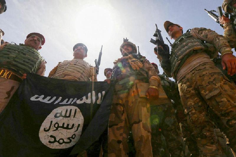 Иракская армия начала наступление наИГ кюгу отМосула