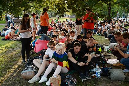 В столице России возникла карта покрытия бесплатной городской сети Wi-Fi